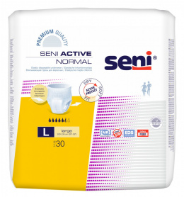 Seni Active Normal L 30 szt.