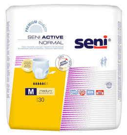Seni Active Normal M 30szt.