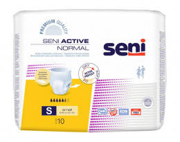Seni Active Normal S-1-10 szt.