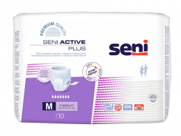 Seni Active Plus M (2) - 10 szt.