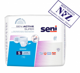 Seni Active Super S 10 szt.